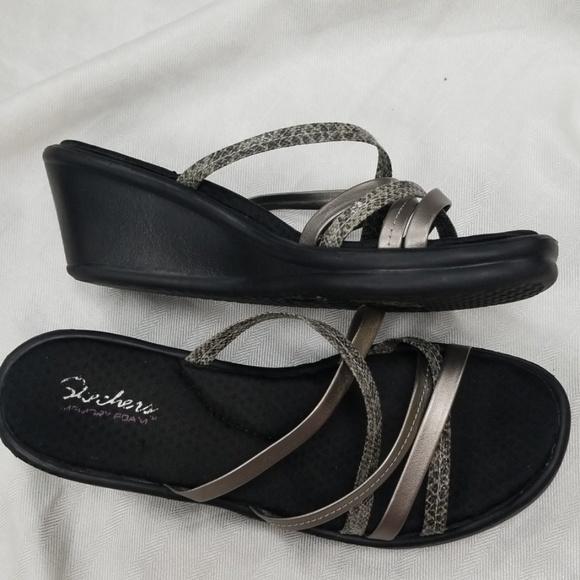 Skechers Shoes | Memory Foam Platform